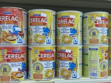 Nestle Cerelac Banana & Wheat with Milk 400gr
