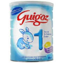 GUIGOZ BABY MILK POWDER WHOLESALE (ALL STAGES)