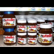 NUTELLA FERRERO CHOCOLATE CREAM 350G, 400G ,750G & 800G NUTELLA 350G, 43G KINDE