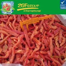 frozen iqf red pepper