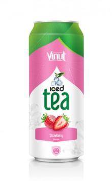 500ml Iced Tea Strawberry Flavour