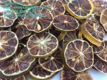 Dried Lime Slices for Tea herb