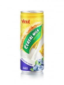 250ml Cerear Milk Orange Flavor