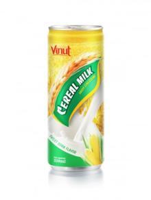 250ml Cerear Milk Sweet Corn Flavor
