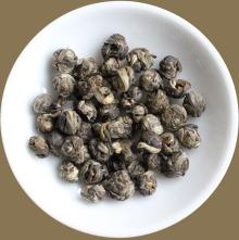 Authentic Jasmine Dragon Pearls organic China green tea factory