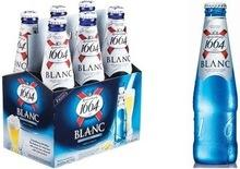 New Arrivals French kronenbourg 1664 Blanc Beer