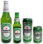 Dutch Premium Heineken Lager Beer 250ml, 330ml Bottles
