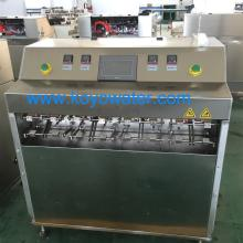 Customized shaped  liquid   pouch  filling packing machine