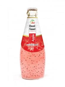 Basil Seed Drink Apple Flavor 290ml