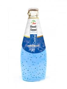 Basil Seed Drink Cocktail Flavor 290ml