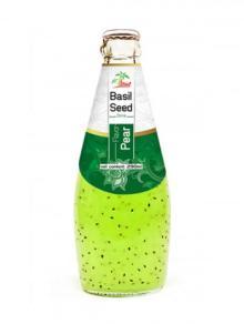 Basil Seed Drink Pear Flavor