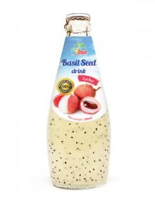 Basil Seed Drink With Lychee 290ml