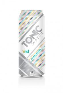 500ml Pink Gray Tonic Water Carbonated