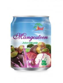 250ml Short Can Mangosteen Juice With Pulp