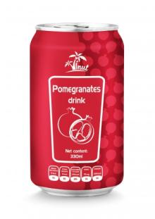 330ml Pomegranates Drink