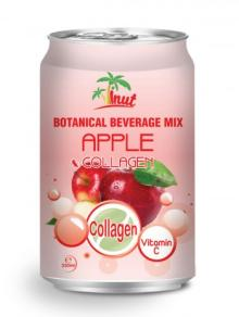 330ml Botanical Beverage Mix Apple Collagen