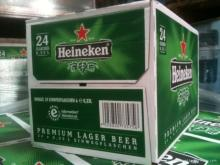 Dutch Heinekens Lager Beer 250ml