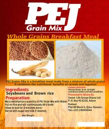 PEJ GRAIN MIX (Whole Cereal &Legume MIX)