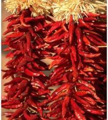 Red Dried Chilies