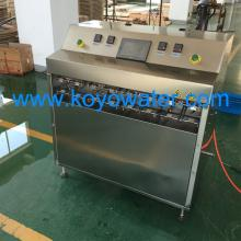 KOYO filling sealing packaging machine for bottle shaped water packaging bags