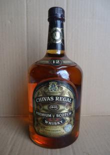 Chivas Regal 12 Year Old  Premium  Scotch  Whisky