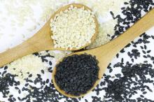 Hulled Sesame Seeds, White Sesame Seeds, Black Sesame Seeds