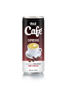 250ml Coffee Espresso