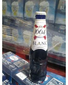Kronenbourg 1664 Blanc Blue Bottle