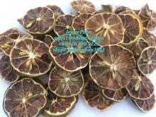 Dehydrated lime for Tea favor