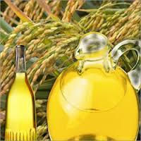 NON-GMO cooking oil refined rice bran oil bottle