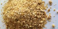 Soybean Meal, Fish Meal, Corn Meal