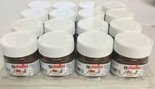91x Mini FERRERO NUTELLA Glass Jar Special Edition 91x30g