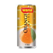 Orange juice drink 320ml can