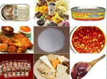 Best food additives SHMP
