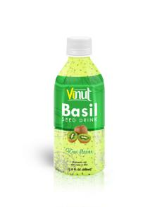 350ml basil seed with Kiwi flavour