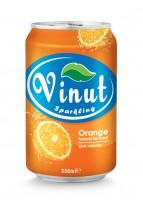 Orange Sparkling Water 330ml