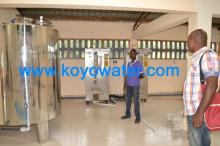 full automatic 2000 sachet water production line/1000L/H pure water treatment