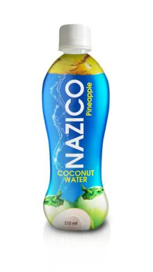 350ml Pineapple Coconut water