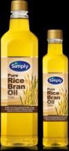 Simply Brand- RBD Rice Bran Oil
