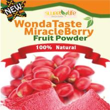 Organic Miracle Berry Fruit Powder