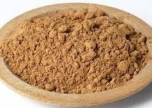 Guarana in powder