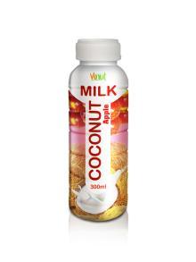 300 мл кокосового молока яблоко