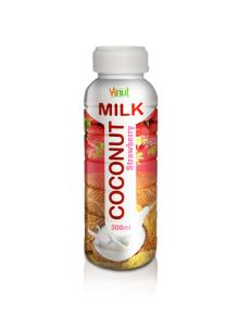 300ml coconut milk strawberry