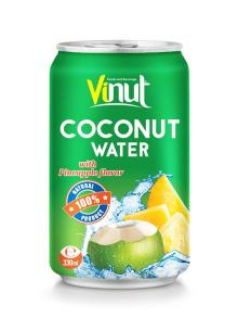 330ml Coconut water Pineapple