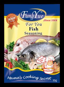 10g Fish Flavor Seasonings Condiment Powder