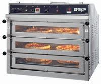 TRIPPLE DECK PIZZA OVEN - Electrical