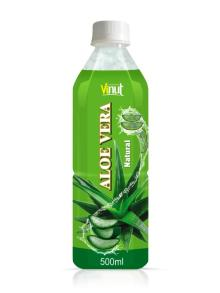 500ml Natural Aloe vera juice