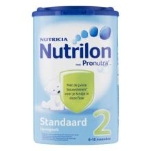 Nutrilon 2 standard 5 x 30 oz (5x850 gram) 100% original Dutch Baby Powder Milk