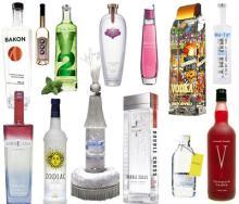 Nuvo Sparkling Vodka 750ml