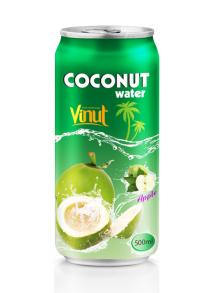 500ml Coconut water Apple flavour